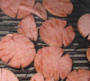 Grilled Taylor Pork Roll Recipe
