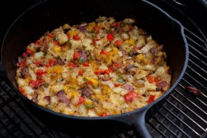 Bobby Flay's Grilled Home Fries Recipe
