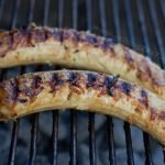 Grilled bananas with coconut - Grilling24x7.com