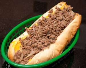 Authentic Philly Cheesesteak Recipe
