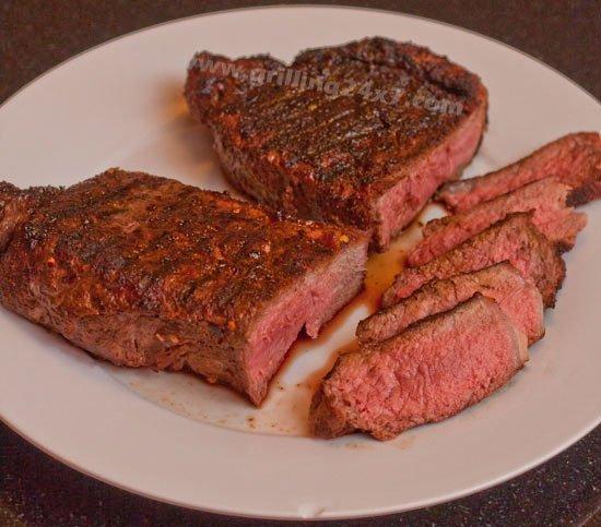 Simple Southwest Style Steak Dry Rub