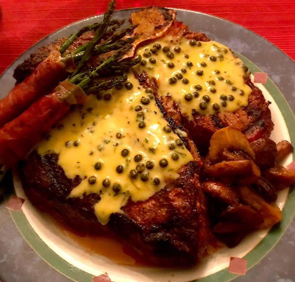 Steak Madagascar Sauce