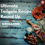 tailgate recipe round up graphic