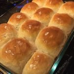 Homemade Batter Rolls - Perfect Side Dish to Grilled or Smoked Turkey - Grilling24x7.com
