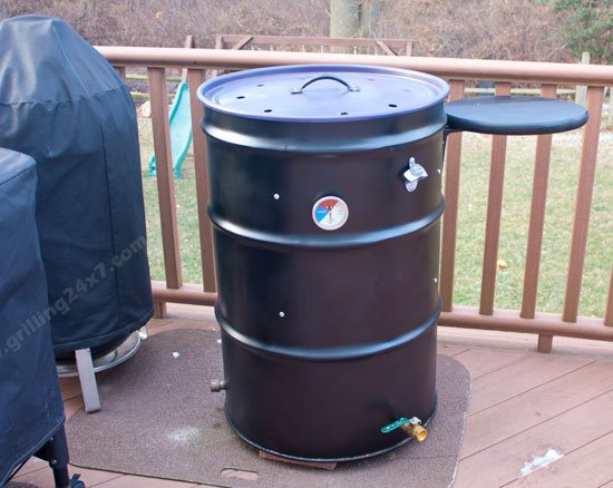 Ugly Drum Smoker (UDS) Design and Build