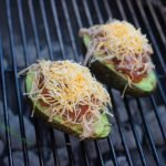 Grilled Stuffed Avocados - Grilling24x7.com
