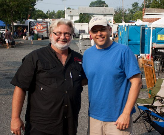 myron mixon and grilling 24x7 bbq competition photos