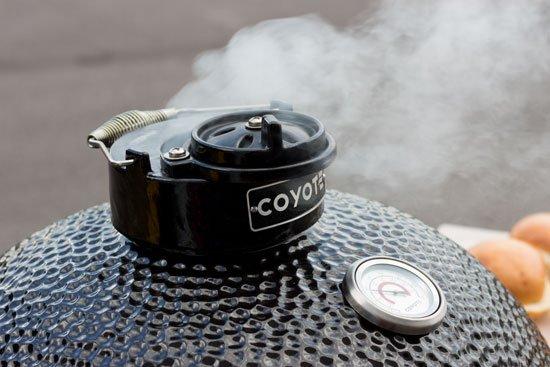 Coyote Asado Smoker Review