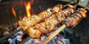 Kebabs and Russian Skewers