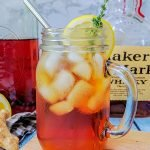 Lemon Thyme Sun Tea Makers Mark