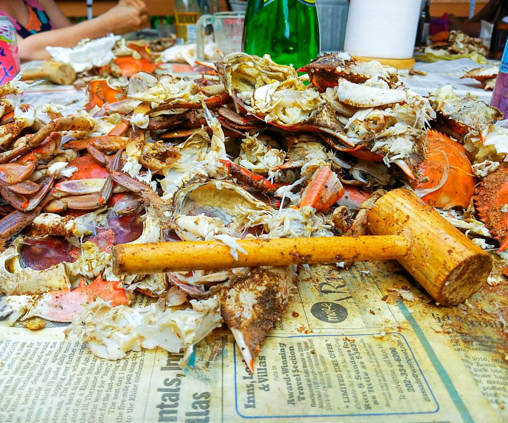Cold Beers for steamed crabs