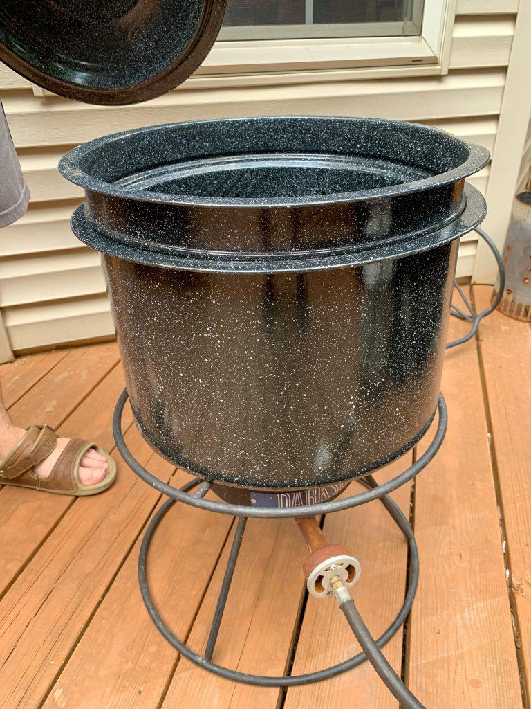 Maryland Crab Steamer Pot