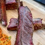 how to make Texas style beef ribs