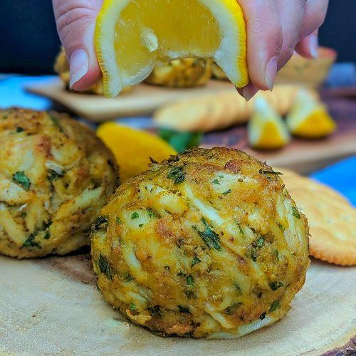 Best crab cake recipe