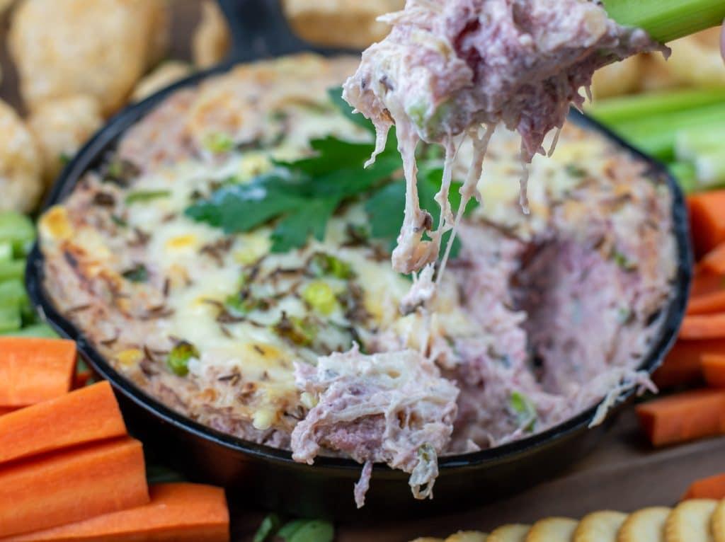 Leftover Corned Beef Recipe Reuben Dip