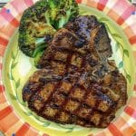 How to grill a steak the rule of threes porterhouse steak perfect grill marks