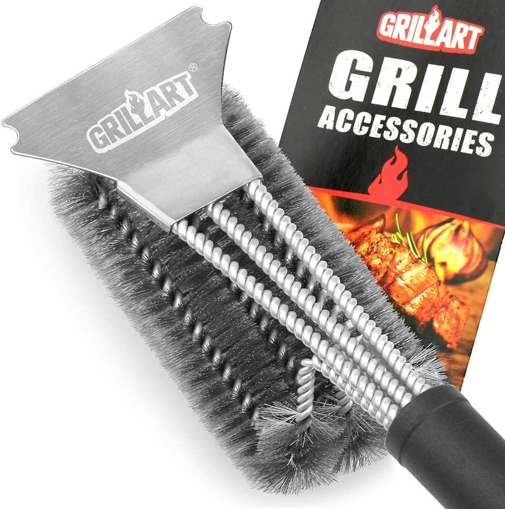 Grill brush Best Fathers day gift ideas