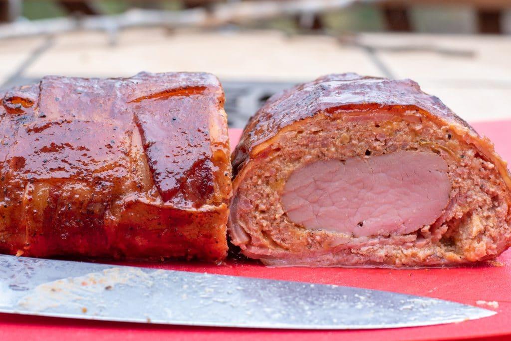 Smoked pork tenderloin bbq datty