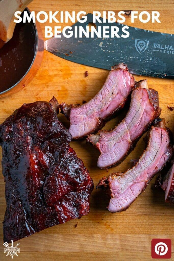 smoking ribs for beginners recipe