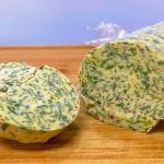 Compound herb butter for steak
