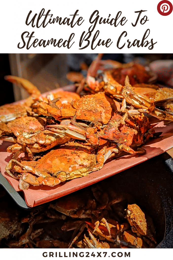 ultimate guide to steamed blue crab