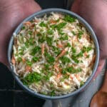 Classic Southern Coleslaw Recipe