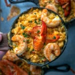 seafood Mac and cheese recipe