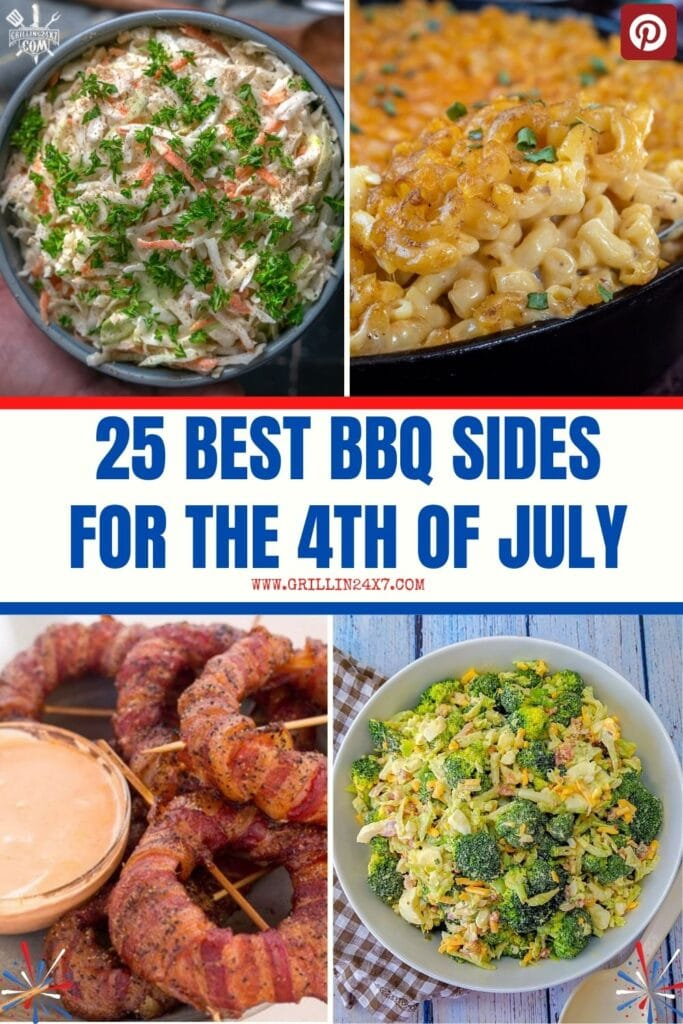25 best bbq sides for the 4th of July