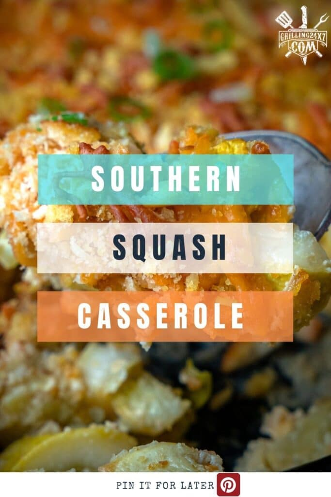 classic southern squash casserole