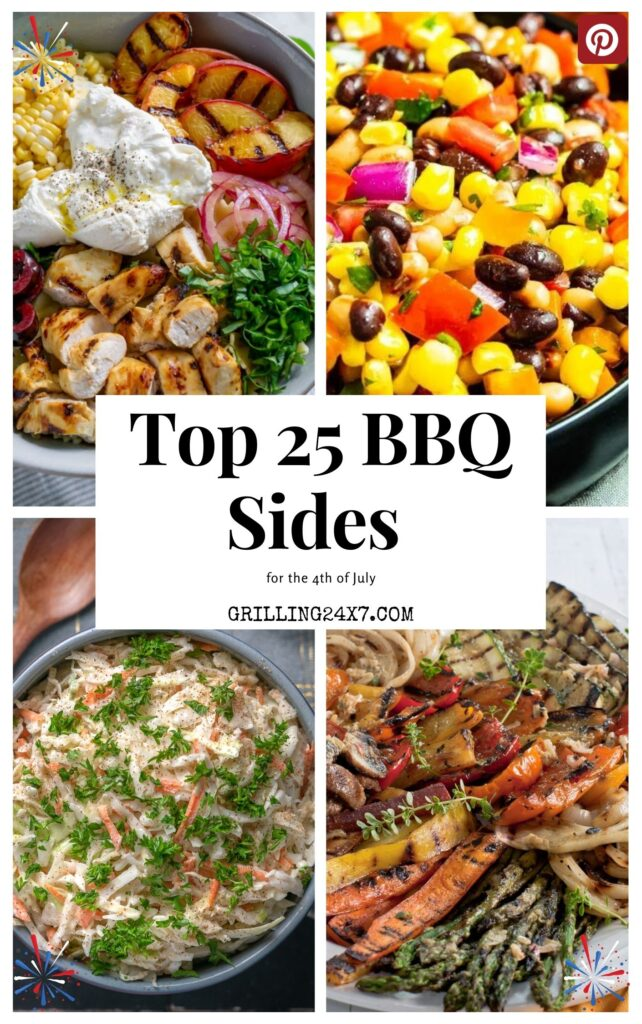 top 25 best bbq sides for the 4th of July