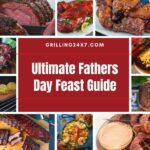 ultimate list of fathers day recipes collage