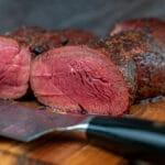 beef tenderloin with coffee beef rub