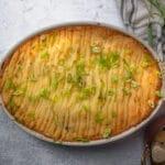 white cheddar mashed potatoes